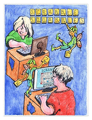 scrabble-squabbles-cartoons-and-odes-of-fun-english-edition