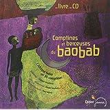 Comptines et berceuses du baobab (1 livre + 1 CD audio)