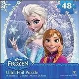 """Frozen Foil Puzzle (48-Piece), 15 x 11.25"""""""