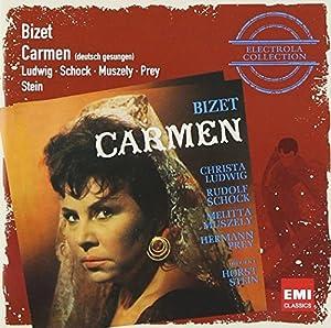 Carmen (Deutsch Gesungen)