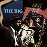 echange, troc Coleman Hawkins, Lester Young, Ben Webster - Big Three
