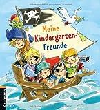 Meine Kindergarten-Freunde: Piraten (Freundebücher für den Kindergarten)