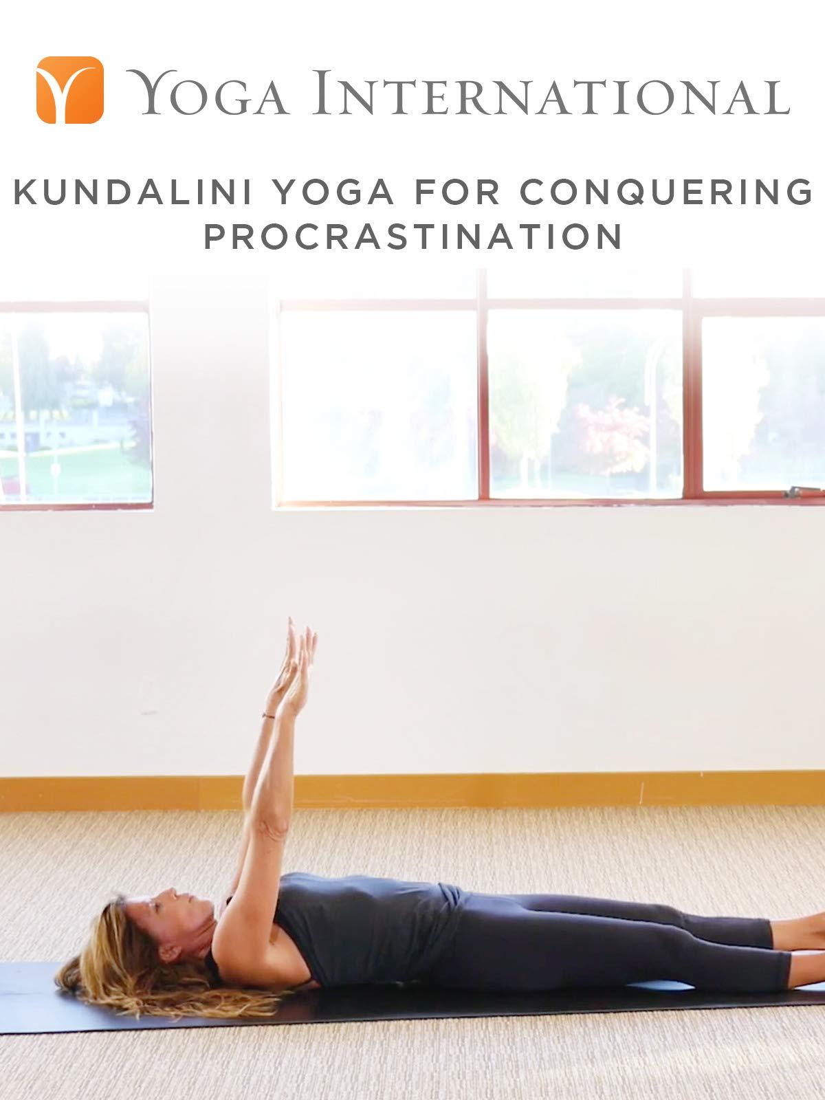 Kundalini Yoga for Conquering Procrastination