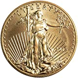 2015 $10 American Gold Eagle 1/4 oz. (Brilliant Uncirculated)