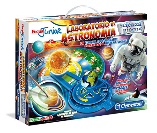Clementoni 13816 - Focus Junior Laboratorio di Astronomia