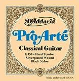 D'Addario EJ50 Pro-Arte Saitensatz für Konzertgitarren 0,07 cm – 0,11 cm (.028 – .044 Zoll)