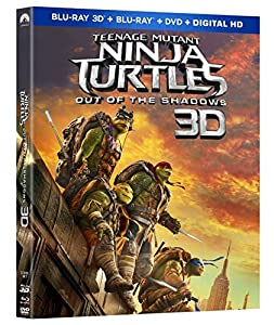 Teenage Mutant Ninja Turtles: Out of the Shadows [Blu-ray] by Paramount