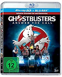 Ghostbusters [3D Blu-ray] [Extended Edition + Bonus Disc]