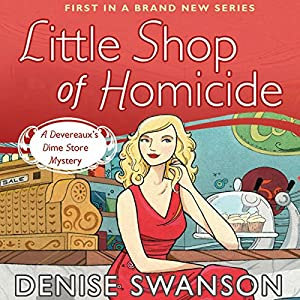 Little Shop of Homicide Audiobook