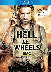 Hell on Wheels: The Complete Second Season [Blu-ray] (2012)