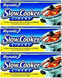 "Reynolds Metals 00504 Slow Cooker Liners 13""X21"" - 3 Pack"