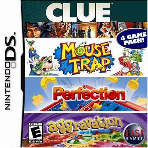 Clue Video Games