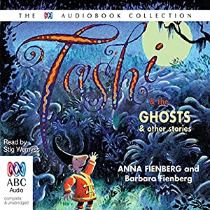 Tashi & the Ghosts and Other Stories Audiobook
