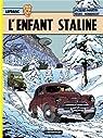 Lefranc, tome 24 : L'enfant Staline par Robberecht