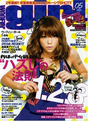 WOOFIN' girl (ウーフィンガール) 2009年 05月号 [雑誌]