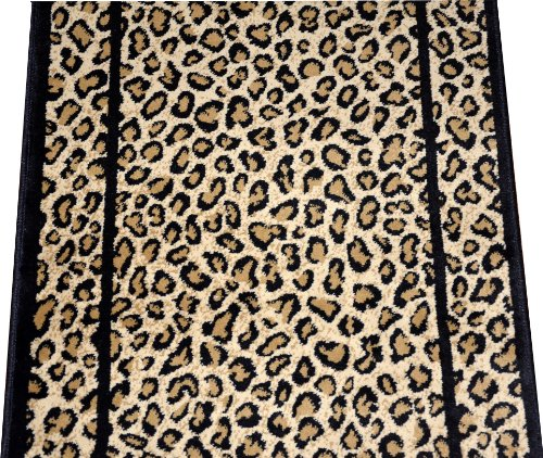 Dean Flooring Company Dean Cheetah Carpet Rug Hallway Stair Runner Custom L