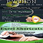 Python Programming Professional Made Easy & Excel Shortcuts: Programming #44 Hörbuch von Sam Key Gesprochen von: Millian Quinteros