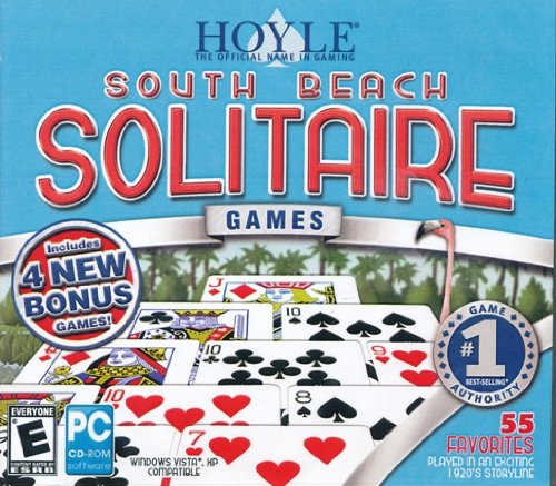 Encore Hoyle South Beach Solitaire Games [windows Xp/vista]