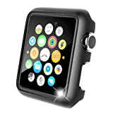 Maxboost Apple Watch 42mm Case [Slim Fit] Premium PC Frame with Anti-Scratch for 42mm Apple Watch Series 3, Series 2, Series 1/Original 2015, Nike+, Sport, Edition (DO Not Work w/Screen Protector)