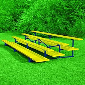 Jaypro Sports Bldp-3alpc Powder Coated 3 Row 15 Ft Preferred from Jaypro Sports