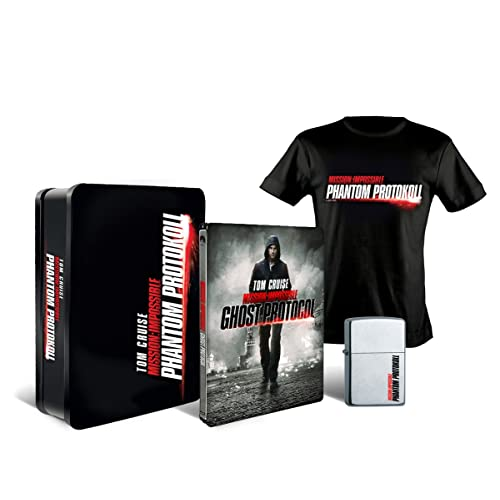Mission: Impossible - Phantom Protokoll (Steelbook Collector's Edition)
