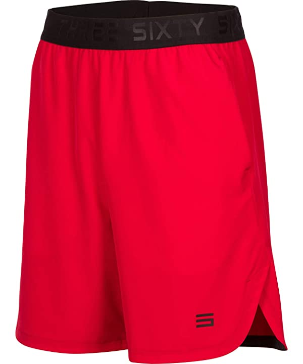 Dry Fit Gym Shorts for Men Moisture Wicking Mens Shorts with Pockets and Adjustable Waistband