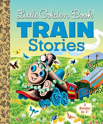 TRAIN STORIES, Crampton, Gertrude; Wise Brown, Margaret; Potter, Marian
