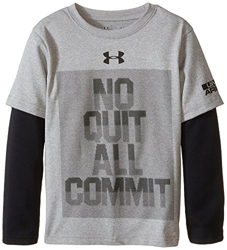 Under Armour Little Boys No Quit Short Sleeve