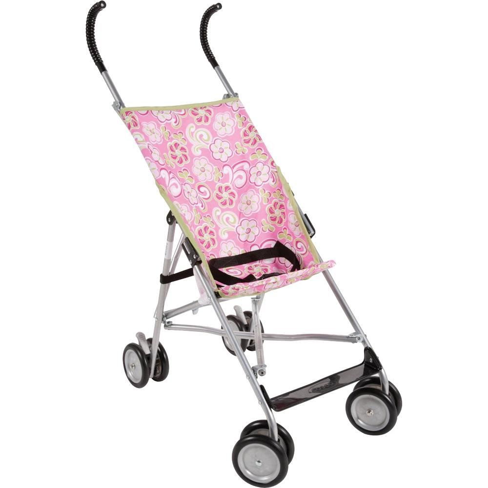 Cosco Inc Cosco Umbrella Stroller Without Canopy, Butterfly Dreams at Sears.com