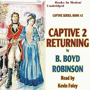 Captive 2: Returning Audiobook