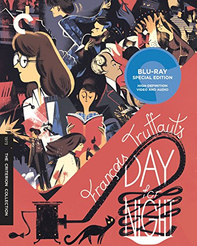 Day For Night [Criterion Collection] [Blu-ray] (1973)