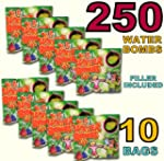 250 SPLASH COLOURED WATER BOMBS BALLO...