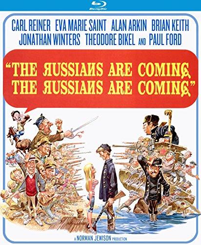 アメリカ上陸作戦 北米版 / Russians Are Coming the Russians Are Coming [Blu-ray][Import]