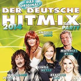 Der deutsche Hitmix 2014 - Block E