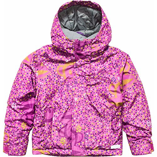Paul Frank Girl'S Julius Collage Pfunfeti Jacket, Light Orchid, Small