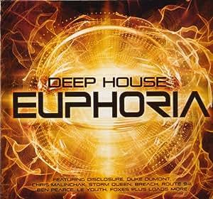 Various artists deep house euphoria very best of deep for Very deep house music
