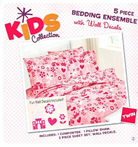 Princess Crown Bedding front-1036040
