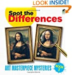 Spot the Differences Book 1: Art Mast...
