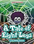 A Tale of Eight Legs Coloring Book