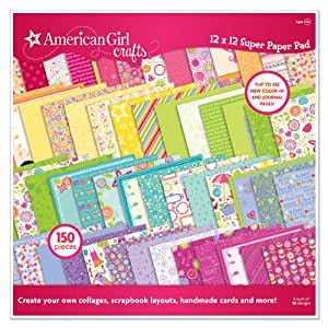American Girl Crafts Learn to Scrapbook Kit | Shop Your ...