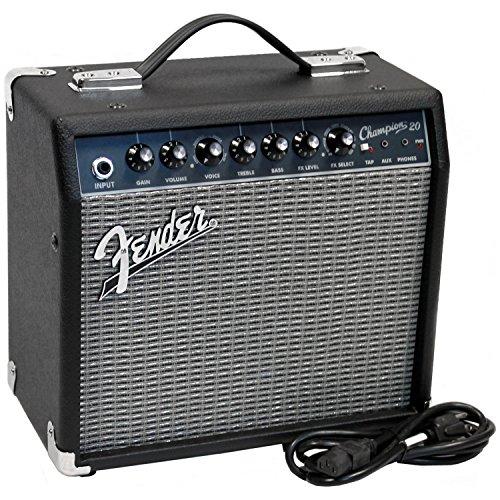 Fender Champion 20 Watt Compact Guitar Practice Amp B-STOCK