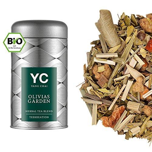 yang-chai-krautertee-mischung-olivias-garden-mit-geschnittenen-ganzen-olivenblattern-apfel-und-zitro