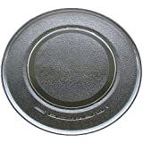 """G.E. Microwave Glass Turntable Plate / Tray 15 1/2 """" WB49X0690"""