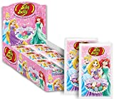 Jelly Belly Disney Princess Enchanted Mix Sparkling Jelly Beans In Individual Gift Bags, 24 Bags (1 Oz. Ea.)