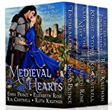 img - for Medieval Hearts: Four Epic Tales of Romance and Passion book / textbook / text book