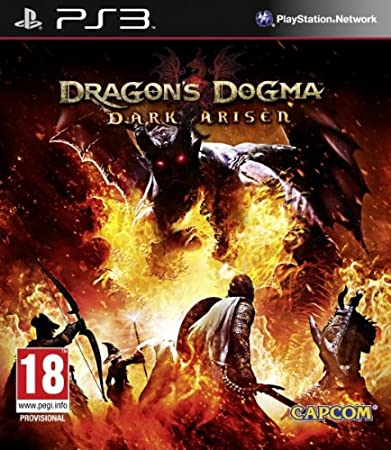 Dragons Dogma: Dark Arisen (Ps3) [Importación Inglesa]