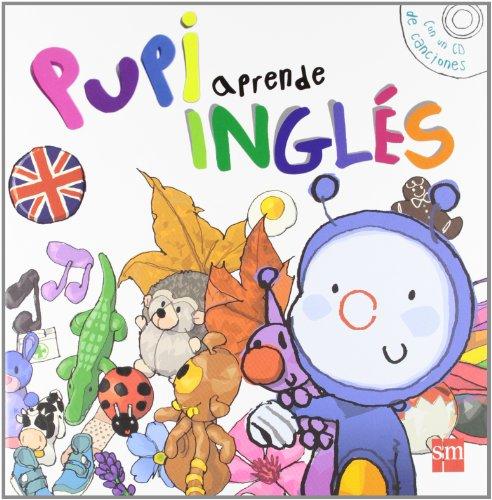 Pupi aprende inglés (Pupi Cuentos Gigantes (sm))