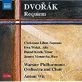 Dvorak: Requiem [Christiane Libor, Ewa Wolak, Daniel Kirch, Antoni Wit] [Naxos: 8572874-75]