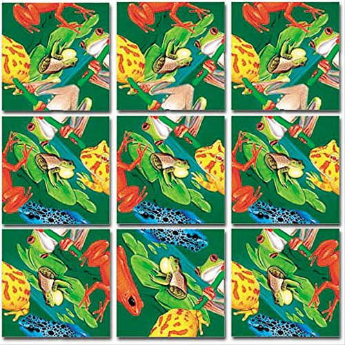 Scramble Squares: Frogs