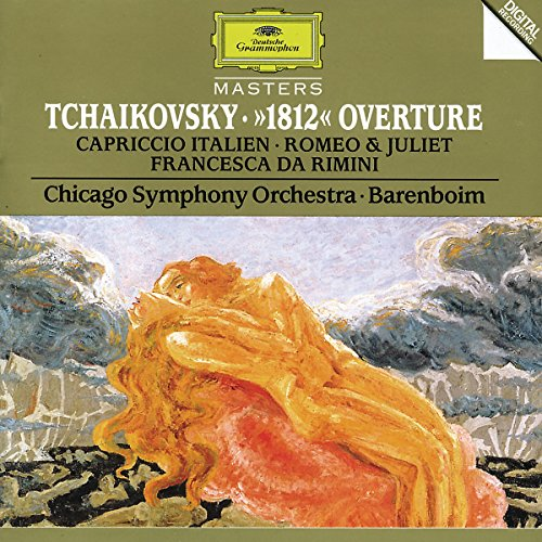 CD : Chicago Symphony Orchestra - 1812 Overture